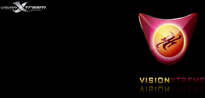 Banner with both logos by VisionXtream