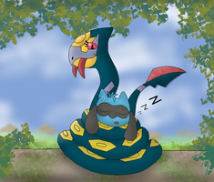 The Sevipers Pet by Kinipharian
