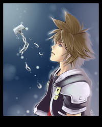 Sora Collab by gemiange
