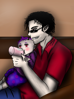 Daddy Jack by PrinceNeoShnieder