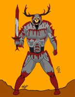 Elkhorn the Bloody by GalaxyZento