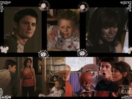 One tree hill The Scott Family by sugarsweetheart