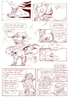 A Path To The Desert Page 15 by ChillySunDance