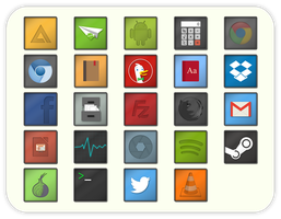 Boxed - Icons by DeadLetterDesign