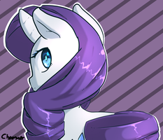 Rarity by ACharmingPony