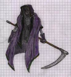 Generic grim reaper thing by FreakyM