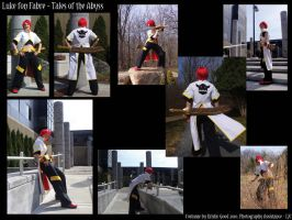 +Cosplay - Luke Fon Fabre+ by Karmada