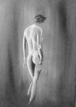 Figure Study #4 by mgonzales041090