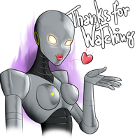 Thanks for Watching by Robotized
