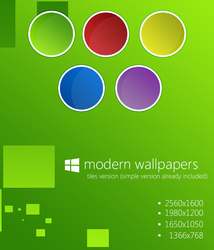 modern wallpapers by alexandru-r-ghinea