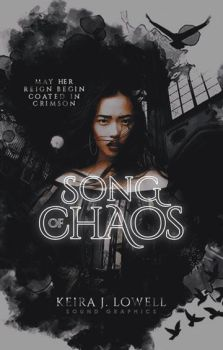 Song of Chaos | Wattpad Cover by miserableyouth