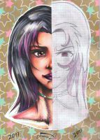 Before and after~ by SukiMisaki