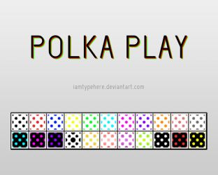 Patterns Polka Play by iamtypehere