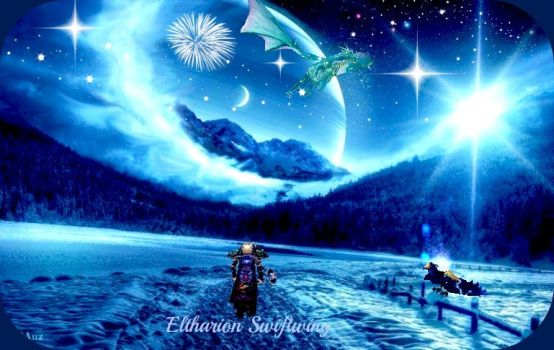 Eltharion Swiftwing by ZeroVampireKnight