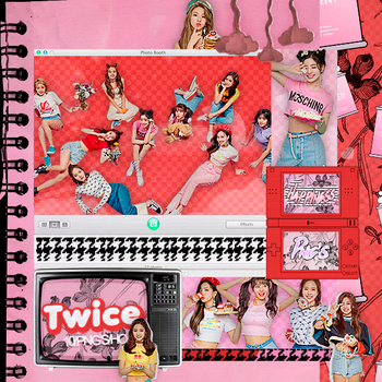 437|TWICE|Png pack|#06| by happinesspngs