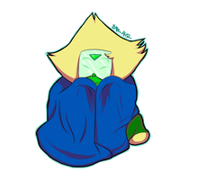 Peri In A Blanket by BlueMoonHound