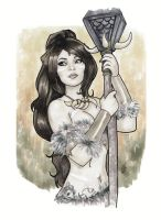 Nidalee by BigChrisGallery