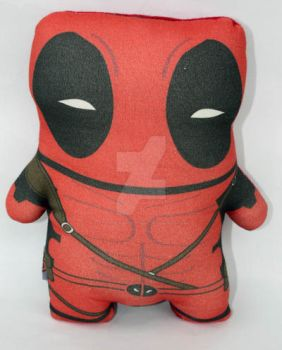 Deadpool (and Giveaway) by Cyber-Scribe-Screens