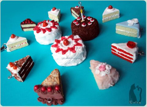Lots of Cakes by Talty