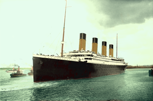 A View from Yesteryear by RMS-OLYMPIC