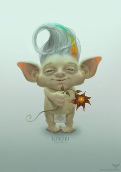 Bibobi The Goblin by DM7