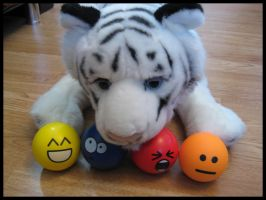 Byron Likes Stress Balls by dxd