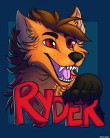 Ryder Badge by meroaw