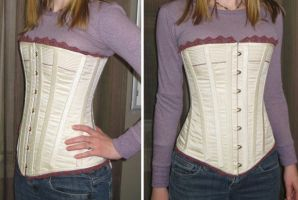 Victorian Corset Preview by Verdaera