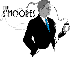 The S'Moores: tee design by erebus-odora