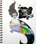 Song of The Sea by wingedmusician