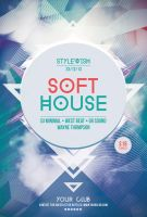 Soft House Flyer by styleWish
