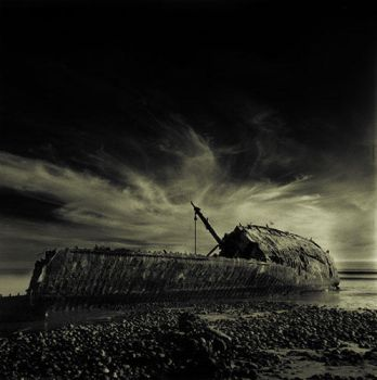 Shipwreck by perry