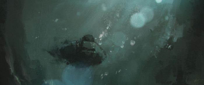 003 Underwater Infiltration by C780162