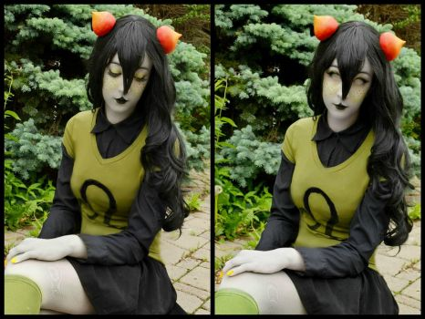 Homestuck - Meulin Leijon by tipsy-g