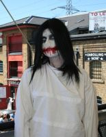 Jeff the Killer Cosplay - Le Jacket by Shadow-Industries