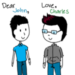 Dear John, Love Charles by jentwice