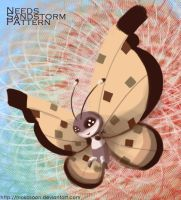 Sandstorm Vivillon (Collection complete!)