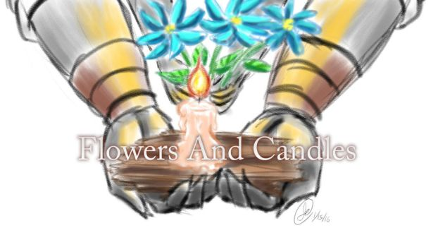 Flowers And Candles- a fan storyboard by InYuJi