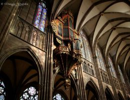 The pipe organ by MorganeS-Photographe