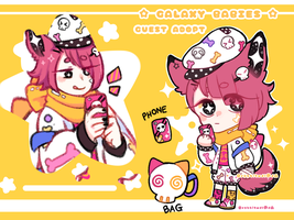 [Closed]Galaxy Babies Guest Adopt Auction~ by Brabbitwdl