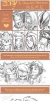 Character Obsession Meme by Seoxys6