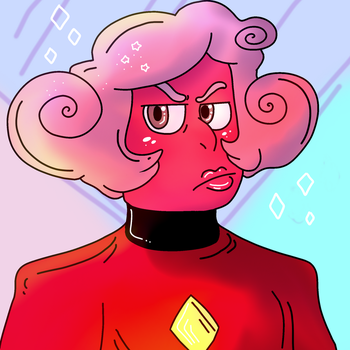 Red Agate - Request - Gemsona by LarasSweets