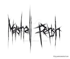 Marshall Perish logo work by Pawloo