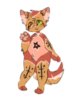Furry Adoptable OTA (OLOSED) by HappyOreoDay