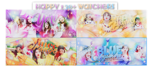 [160720] HAPPY 130+ WATCHERS by lulicrazy246