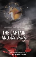 THE CAPTAIN AND HIS LADY | WATTPAD COVER by MLHadassah