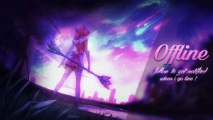 [FREE] Star Guardian Lux- Offline Screen by lol0verlay