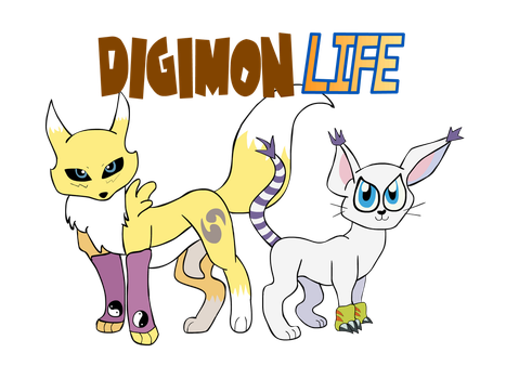 Digimons Life by ASCToons