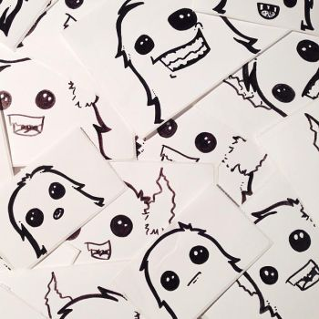 Stickers, upon Stickers by irpeDELIGHT