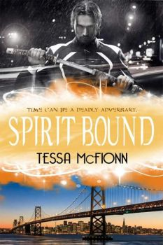Client Book Cover: SPIRIT BOUND by Tessa McFionn by DaniQuickDraw